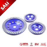 중국 공장 가격 화강암 대리석 구체적인 Electroplated 다이아몬드 회전 숫돌