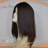 Marron clair cheveux vierges Full Lace Wig (PPG-L-01757)
