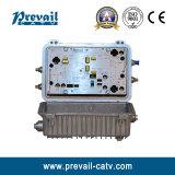 CATV AMPLIFICATEUR RF modulaire de plein air bidirectionnel