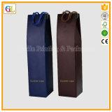 1 sac de empaquetage de papier de bouteille de vin