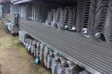 Большое количество шоссе Guardrail готов для клиента