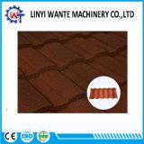 新建設材料の石の上塗を施してある鋼鉄屋根瓦のローマのタイル