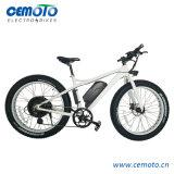 """26의 """" *4.0 뚱뚱한 타이어 바닷가 눈 함 전기 자전거 자전거 Ebike"""
