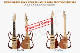 Ukulele électrique d'usine de guitare fabriqué en Chine