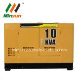 10kw 50Hz/60Hz insonorisées générateurs électriques
