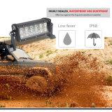 Usine bon marché d'alimentation 24V 120W 22 pouces Offroad barre lumineuse à LED