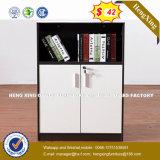 高品質の流行の金属の白いめっきされた食器棚(HX-8N1584)