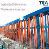 Le levage vertical de la galvanoplastie de ligne de production