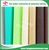 Tecidos não tecidos de polipropileno impermeável para Sacola de Compras