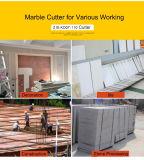 Coupeur industriel de marbre de pente pour le découpage en pierre