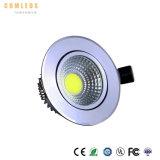 85-265V 70lm/W LED Panel Downlight mit Cer u. RoHS