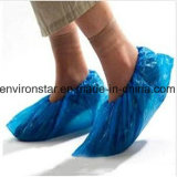 Wegwerfschuh deckt beschichtetes PP+PE, lamellierten Schuh-Deckel ab