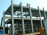 Vertientes prefabricadas del acero del almacén del edificio del metal