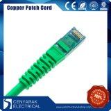 中国製造によってカスタマイズされるCAT6ネットワークパッチ・コード