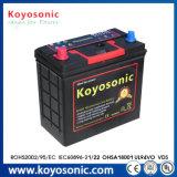 Batterie Nx120-7, die Automobil-Batterie-elektrische Autobatterie anstellt