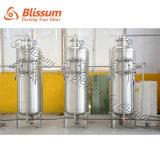 Máquina industrial del tratamiento de aguas del RO