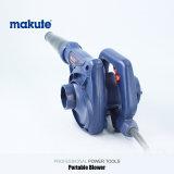 Воздуходувка електричюеского инструмента 650W Makute профессиональная электрическая