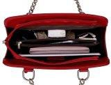Saco de Tote novo do couro da forma da venda por atacado do saco de Tote da forma das mulheres