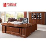 Design de luxe noyer grand bureau de réception pour la vente