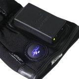 Полиции и воинская E-Перчатка с кожей козочки и Breathable тканью