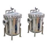 De hoge Filtratie van de Precisie van de Filter van de Zak van het Tarief van de Stroom SUS304