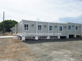 Casa del envase de la comodidad del campo de trabajos forzados de los barato 20FT