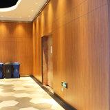 Plafond de HPL pour le revêtement de mur d'hôpital et de public