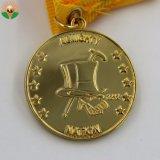 заводская цена дешевых Custom металлические награды золотая медаль