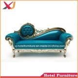 Menzogne reale/regina/re Sofa per la cerimonia nuziale/domestico/camera da letto/banchetto/ristorante/evento