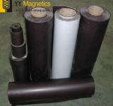 Aimant en caoutchouc magnétique matériel flexible permanent de fabrication de réfrigérateur