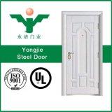 Haustür-Sicherheits-Tür-Edelstahl-Sicherheits-Schwingen-Tür