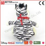 Caresser animal en peluche peluche Bébé doux Zebra de jouets pour enfants/enfants