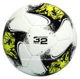 Выкачанный Machine-Stitched футбол для практики