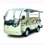 11 мест мини-автобус пассажиров аккумуляторной батареи автомобиля