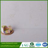 Pietra Polished bianca artificiale del quarzo