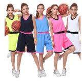 Disegno della Jersey di pallacanestro di pallacanestro degli uomini su ordinazione della Jersey