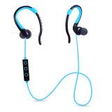 Écouteur à deux pistes de Bluetooth de temps de travail de sport d'écouteurs de Bluetooth long pour le sport