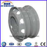 Trailer card Shares Steel Wheel Rims