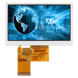 5.0 de Module LCD van de ``480*272 TFT LCD Vertoning met het Comité van de Aanraking