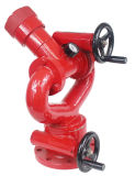 화재 싸움 장비를 위한 화재 모니터 /Water 모니터