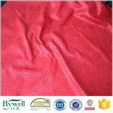 Tessuto del sofà del cuoio della pelle scamosciata del poliestere