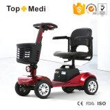 Tew202 levert de Therapie van de Rehabilitatie Macht 4 Autoped van de Mobiliteit van Wielen de Regelbare voor de Gehandicapten en de Volwassenen
