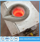 Forno di fusione del platino dell'oro del ferro del cavo di induzione di rame d'acciaio di alluminio d'argento del metallo (JLZ-160KW)
