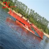 La Chine toute dernière technologie de mauvaises herbes aquatiques drague pour la vente de la récolteuse