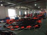 Throw de 50 homens sobre o tipo liferaft inflável aberto