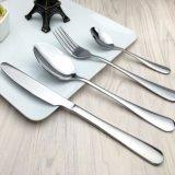 Комплект Cutlery нержавеющей стали серебра и золота