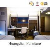 Habitación de hotel de lujo iluminada (HD1047)