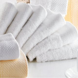 100%年の綿手タオルの表面タオル