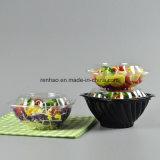 Preiswerter transparenter pp.-Plastiknahrungsmittelbehälter-Wegwerfkasten, der für Frucht-Gemüse verpackt