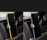 Держатель телефона силы тяжести держателя автомобиля сброса воздуха силы тяжести металла автоматического замка